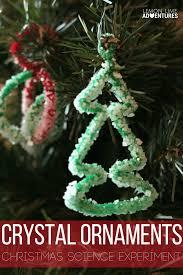 salt ornaments science experiment