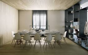 Modern Dining Rooms With Inspiration Image  Fujizaki - Modern dining room