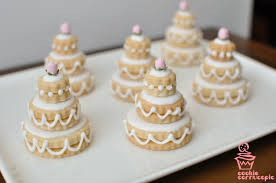 wedding cake cookies marne s we included 70 wedding dress cookie favors with