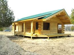 one story log home floor plans one story log cabin plans house plans 74144