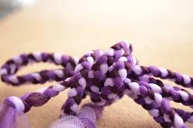 fasting cord purple fasting cord 18 00 via etsy wedding