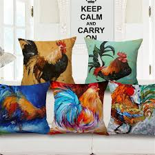 Chicken Home Decor by Online Get Cheap Vintage Chicken Prints Aliexpress Com Alibaba