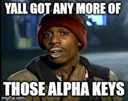 Alpha Meme - alpha key giveaway oc eft meme general game forum escape from
