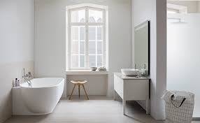 inspired bathroom scandinavian inspired bathroom by cecilie manz for duravit