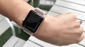 turn off and change siri u0027s on apple watch series