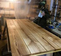 dining room tables u2014 live edge forest