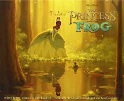 art princess frog jeff kurtti 9780811866354
