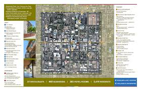 Mesa Arizona Map by Downtown Mesa City Of Mesa