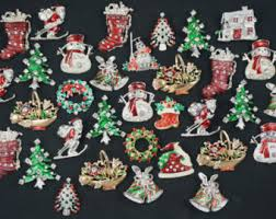 Christmas Ornaments Wholesale Lots by Wholesale Brooch Etsy