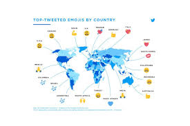 africa map emoji what is your country s most used emoji on tech news