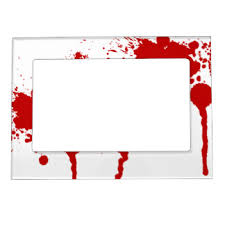 halloween magnetic picture frames zazzle