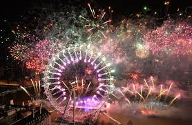 Celebration In Uk Where To Celebrate New Year S For Free Across The Uk Mirror