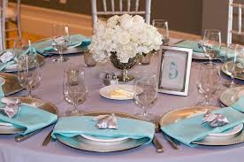 table decorations for wedding wedding table numbers wedding decor teal or blue wedding