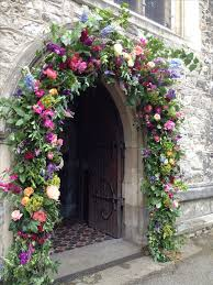 flower arch 22 best church flowers images on church flowers