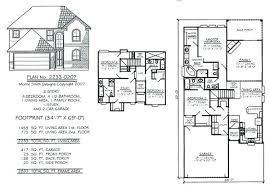 4 bedroom house plans 1 story simple 1 floor house plans house plans second floor 1 floor house