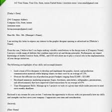 best opening for a cover letter cover letter for graphic designer job choice image cover letter