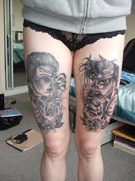 Tattoos For Guys - on leg danielhuscroft com