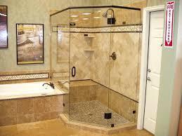 Shower Doors Seattle Bathtub Custom Tile Bathtub Tub And Niche Build Custom Tile