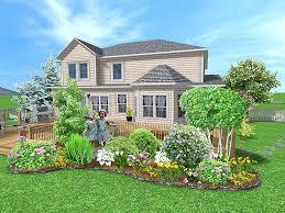 Home Landscaping Design Online Garden Design Garden Design With Front Yard Landscaping U
