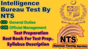 bureau om ib intelligence bureau test by nts for gd and om test
