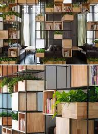 astuce pour separer une chambre en 2 la séparation de pièce en 83 photos inspiratrices archzine fr