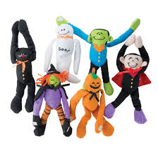plush long arm halloween characters plush toys from smilemakers