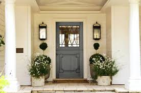 front doors front door painted benjamin moore hale navy blue