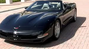 1998 corvette convertible for sale 1998 chevrolet corvette convertible black autos of palm