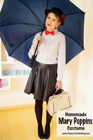 easy homemade halloween costume for adults homemade mary poppins costume crafts u0026 diy pinterest mary