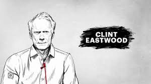 tell what you did when clint eastwood is about to be bullied at