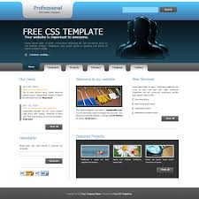 templates for professional website template 156 professional