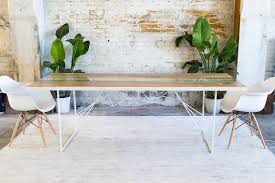 yoshi live edge dining table