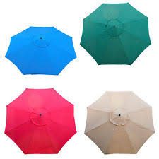 Replacement Patio Umbrella Patio Umbrella Replacement Canopy Ebay