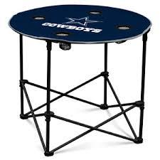 Dallas Cowboys Table Logo Brands