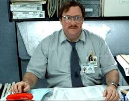 Office Space Stapler Meme - i was told there would be blank meme template imgflip