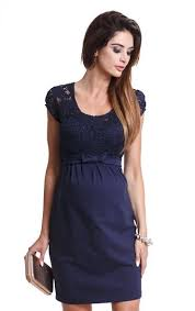 nursing dress navy maternity and nursing dress