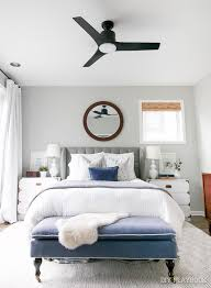 ceiling fans for bedrooms 10 tips to install a ceiling fan by yourself diy playbook