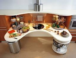 Kitchen Design Interior Decorating Ergonomic Italian Kitchen Design Suitable For Wheelchair Users
