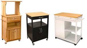 space saving kitchen carts