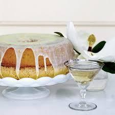 lemon and orange glazed pound cake recipe
