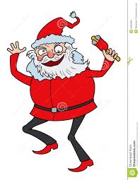 crazy santa stock images image 34681864