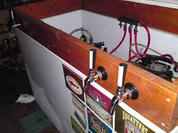 Building A Kegerator A Bend In Home Brewing How To Build A Kegerator