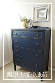 navy blue nightstand blue nightstands blue painted furniture