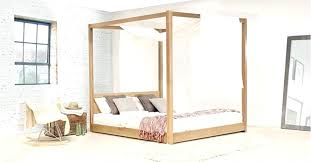 how to make canopy bed canopy bed posts a chat canopy bed without posts stagebull com