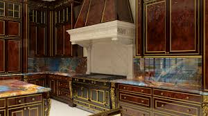most expensive palace in the u s le palais royal kitchens