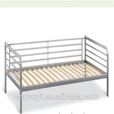 2017 factory price wholesale army queen size folding bed metal