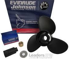 Johnson Evinrude Omc New Oem Prop 14 8x17 Propeller 765187