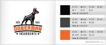 color combination with black 10 best 3 color combinations for logo design with free swatches