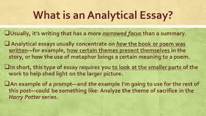 Example Of Poem Analysis Essay This Analytical Essay Kick Start What You Need Is A Blueprint U2014a