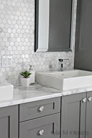 Dark Gray Bathroom Vanity by Best 25 Gray Vanity Ideas On Pinterest Grey Bathroom Vanity